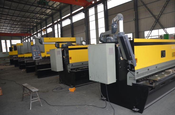 Hydraulic Bending Machine Press Brake WC67Y-100T/3200