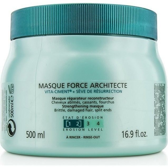 Kerastase Resistance Force Architecte Mask 500ml | Buy Hair Masks
