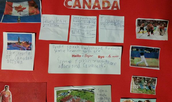 Canada World Thinking Day | Girl Guides | Girl Scouts