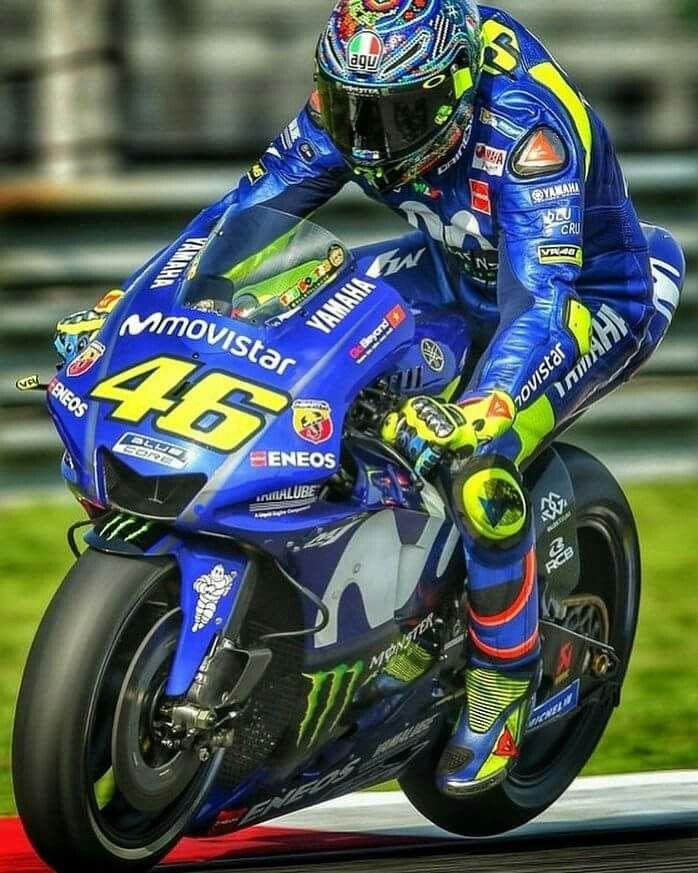 Valentino Rossi Test Sepang