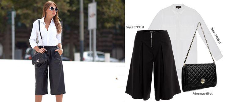 Stylizacja inspirowana stylem włoskiej blogerki Veroniki Ferraro, o której przeczytacie na naszym blogu:  http://sferafashion.com.pl/wloska-blogerka-dla-marki-deichmann/
