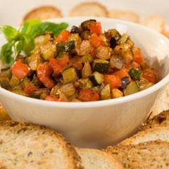 Not your traditional #salsa - Roasted Vegetable Salsa.