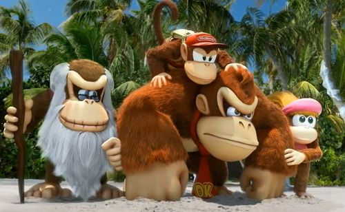 Donkey Kong Country Tropical Freeze coming soon to Wii U