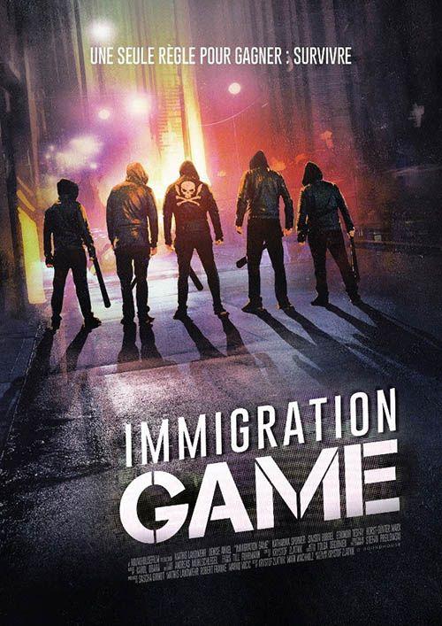 Découvrez la bande-annonce de THE IMMIGRATION GAME ! En VOD et DVD le 14 JUIN