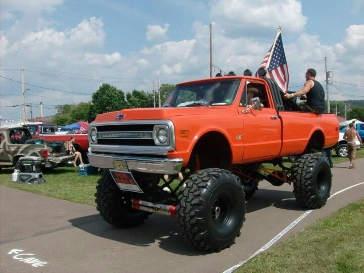 329 Best 67 72 Chevy S Images On Pinterest 72 Chevy Truck