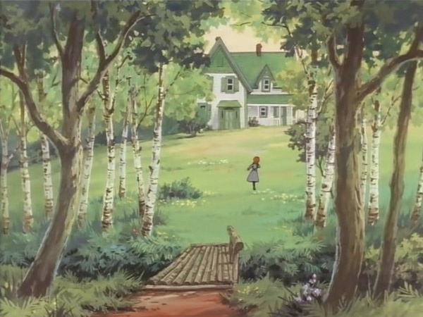The japanese TV series 'Anne of Green Gables' ('79) is an adaptation of the novel by the well known canadian author Lucy Maud Montgomery.