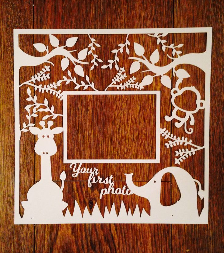 A personal favourite from my Etsy shop https://www.etsy.com/uk/listing/267620090/baby-scan-photo-paper-cut-papercut-scan