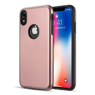 Iphone XR The Patrol Dual Hybrid Protection Case (Pink)