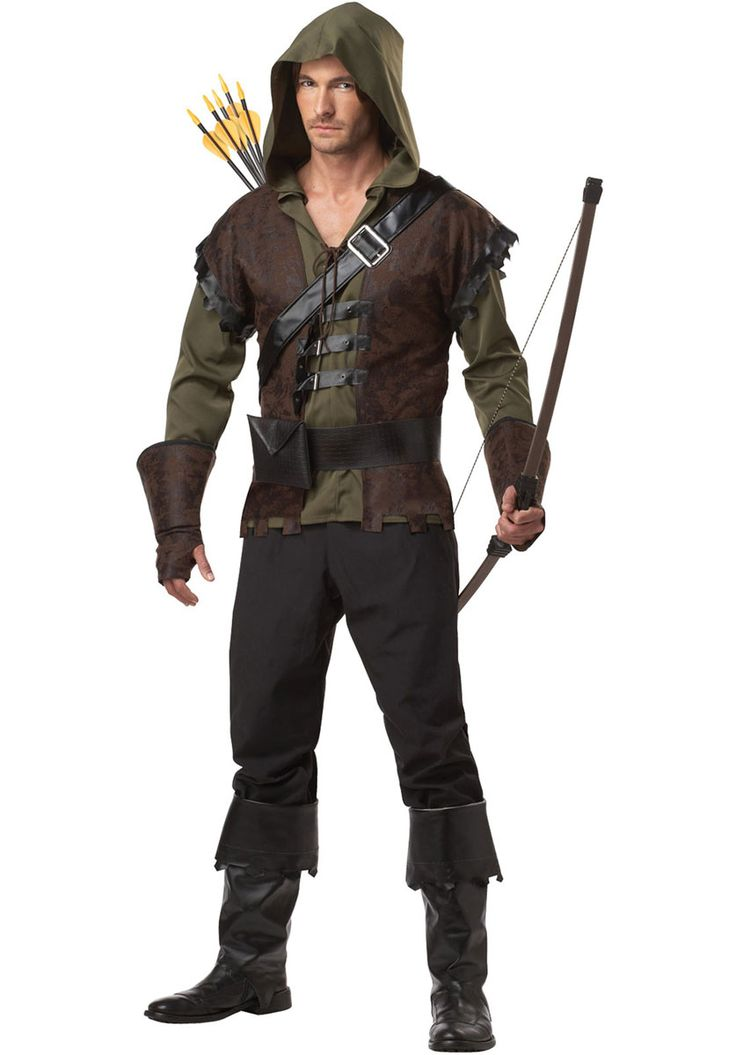 Robin Hood Kostüm | Historische Kostüme | Escapade Kostüme
