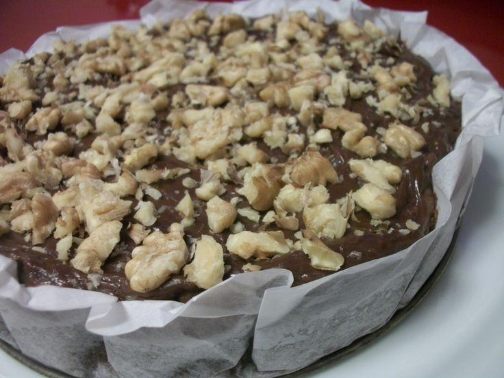 Bolo brownie com nozes   Tortas e bolos > Brownie   Receitas Gshow