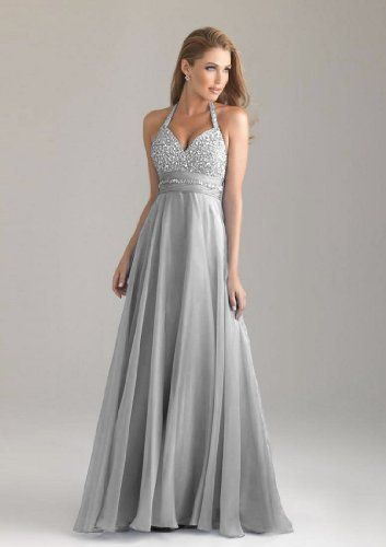 17 Best images about Evening gowns on Pinterest | Grey, Long ...