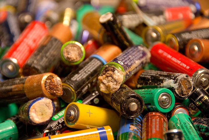 #battery #recycling What to do with your used batteries and cell phones.