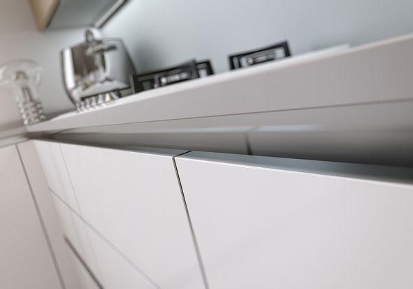 Kitchen Space by Romy Tesei, via Behance