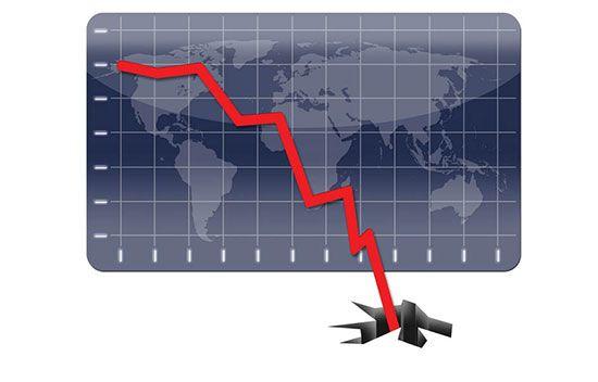 Borsa İstanbul'a Çin darbesi - Çin piyasasının yüzde 7\'nin üstünde gerilemesi nedeniyle işleme kapatıldı. Bunun etkisi küresel piyasalarda hissedildi