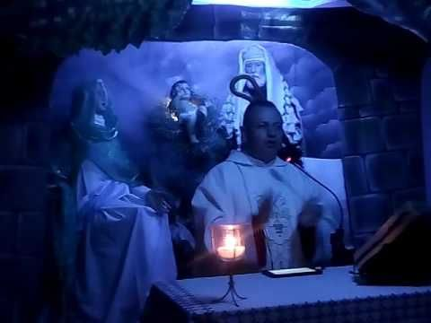 NACIMIENTO DEL NIÑO JESUS.  Capilla Maria Desatadora de Nudos.