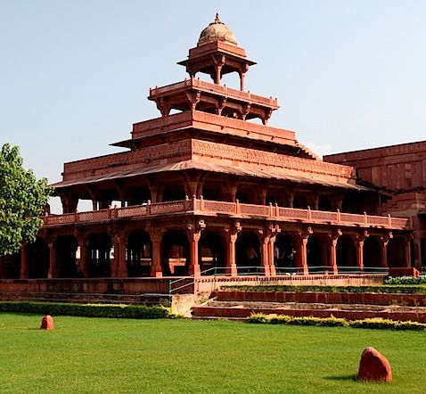 Mughal Period Architecture Indo-Muslim architecture got striking improvement with the arrival of Mughals, as had