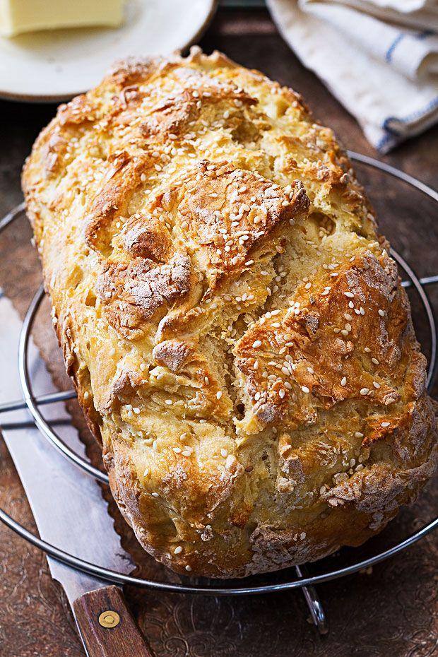 Irish Soda Bread! Quick and EASY