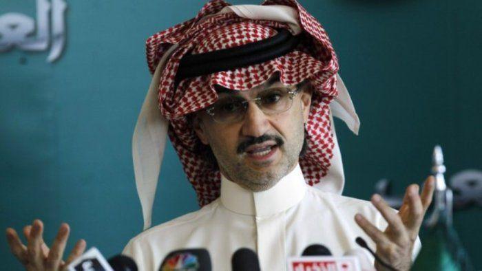 Le prince saoudien Al-Waleed Bin Talal détient un énorme record ! En effet, il vient de verser 25 millions d'euros à différentes œuvres caritatives. Ce don personnel est le plus gros jamais effectué ! #don #argent #oeuvrescaritatives #arabiesaoudite