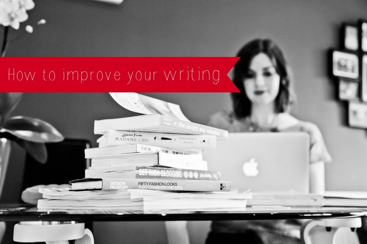 Five RIDICULOUSLY simple tips on how to improve your writing...