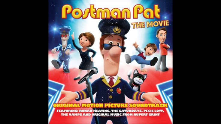 Guess which HP actor sung this song! His voice is awesome! - Lightning (from Postman Pat: The Movie)