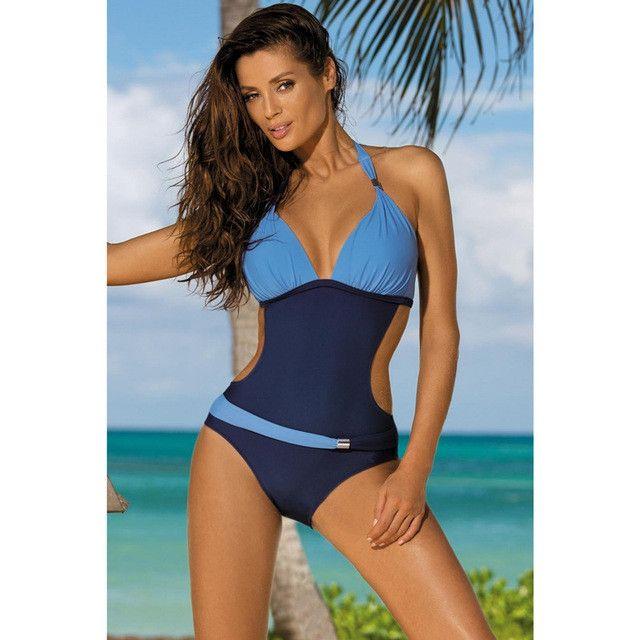 Swimwear Women One Piece Swimsuit Push Up Monokini Thong Cut Off Plus Size Swimwear Beachwear Hater Brazilian Bathing Suit