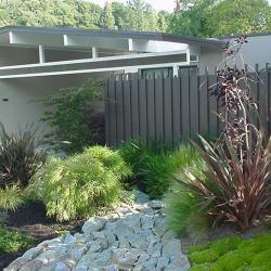 16 best Eichler Home Fence Ideas images on Pinterest Modern