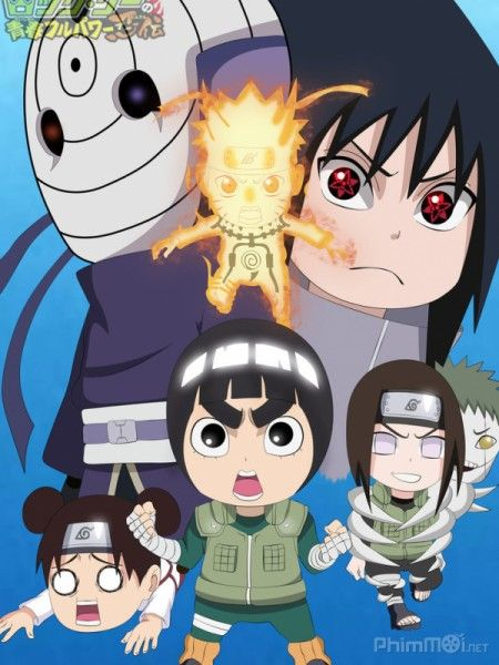 Naruto Ngoại Truyện: Rock Lee - Naruto SD - Rock Lee no Seishun Full-Power Ninden