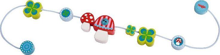 HABA Kinderwagenkette Glücksbringer 65 cm lang - Bonuspunkte sammeln, auf Rechnung bestellen, DHL Blitzlieferung!
