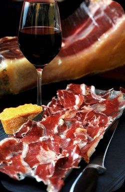 "For a ""Jamon Iberico"";) BELLOTA degustation....EL SOL! 147, rue Saint Dominique , PARIS 7."