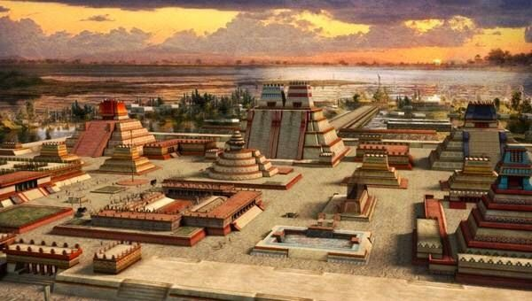 "#Cultura: Estudio destaca que el Imperio Azteca ""no era tan poderoso"" como se creía http://jighinfo-cultura.blogspot.com/2015/03/estudio-destaca-que-el-imperio-azteca.html?spref=tw"