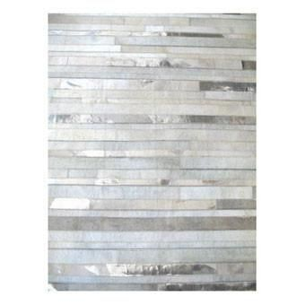 These exclusive cowhide rugs are distinguished by the leather backing that makes them very durable. Original, modern rugs designed by Scandinavian designers.