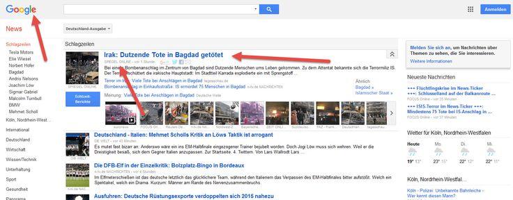 Laut SPIEGEL ONLINE: (IS tötet  jetzt schon Tote!) Dutzende Tote in Bagdad getötet