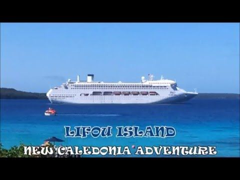 Pacific Dawn cruise to Lifou Island