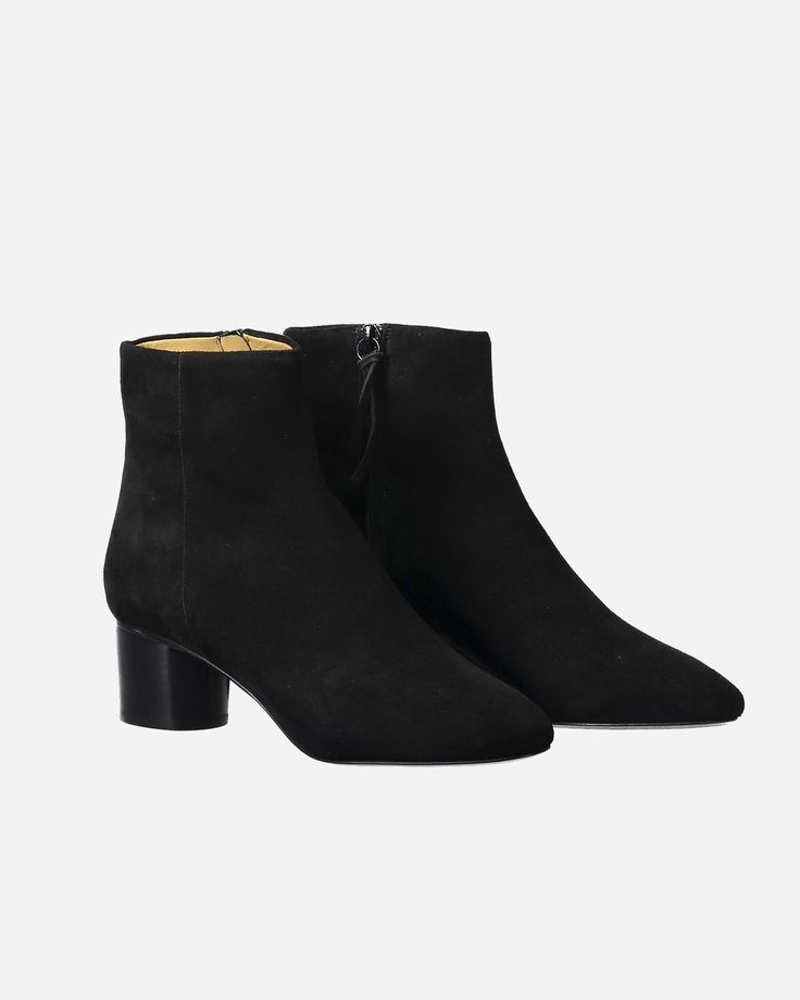 Danay Suede Ankle Boot