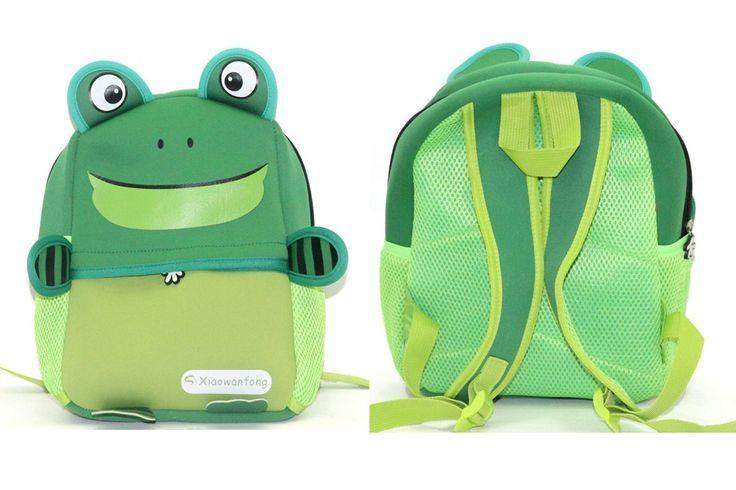 School Bag Frog Rp 110.000