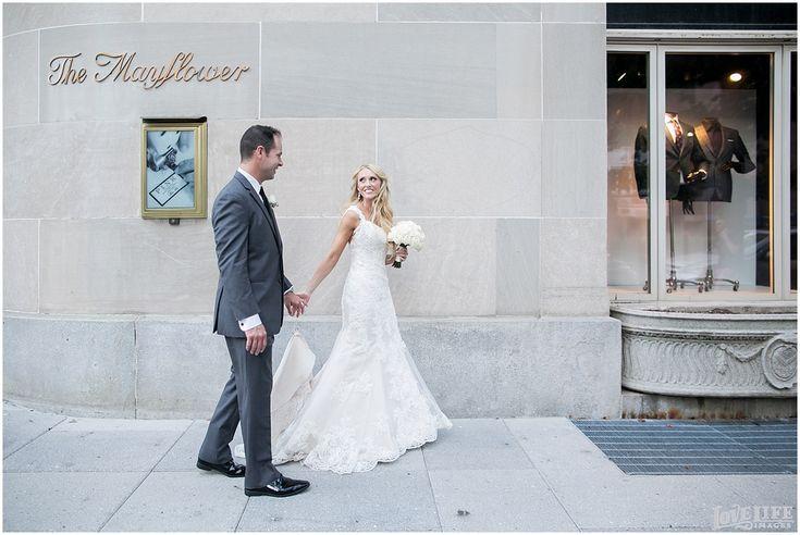 Mayflower Hotel DC Wedding