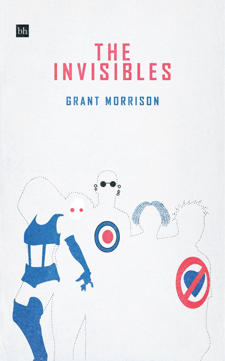 The Invisibles by Grant Morrison