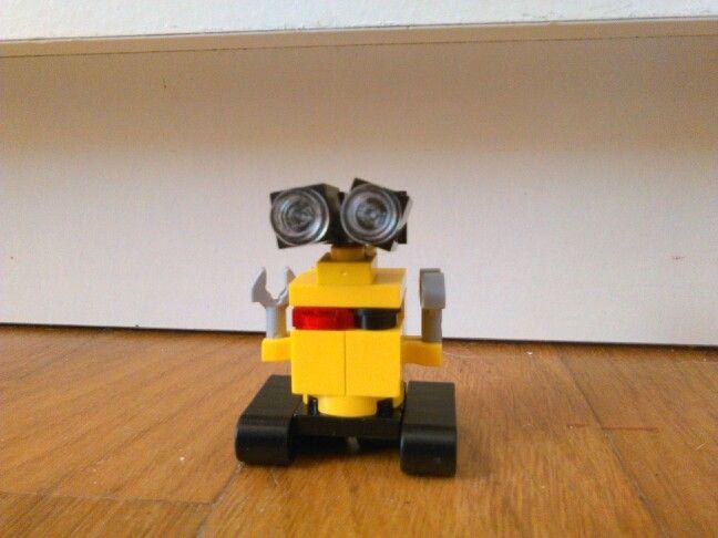 Lego micro wall-e