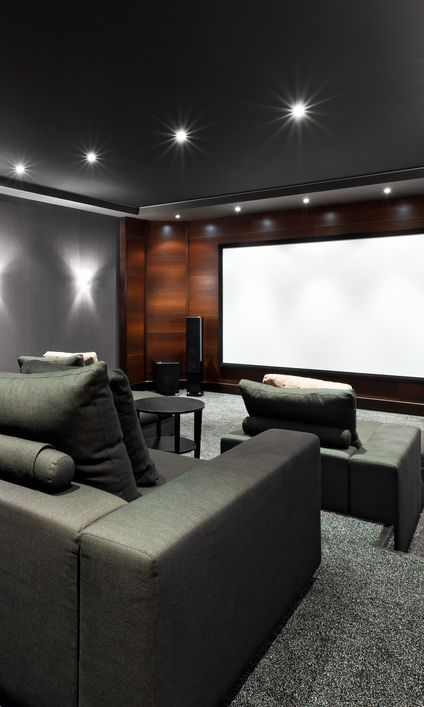 125 best Home Theaters images on Pinterest Home cinemas Home