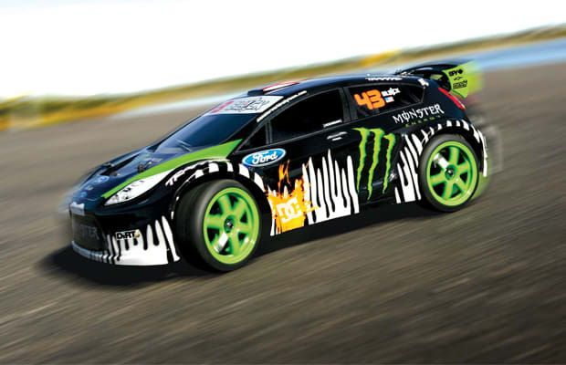 #1. Traxxas Rally VXL - The 10 Most Awesome Remote Control Cars | Complex