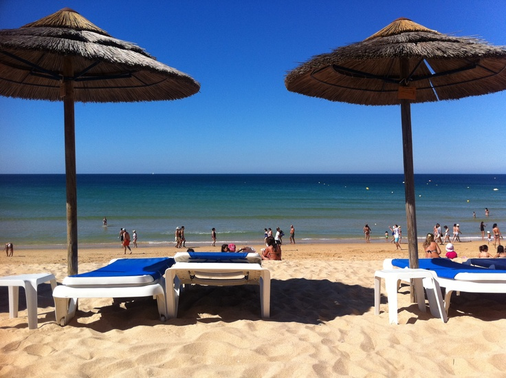 Praia dos Salgados, Algarve, 2011