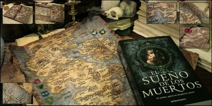 Fantasía oscura y heroica, magia y aventura aderezadas con una pizca de humor y un poco más de violencia. Una saga de Virginia Pérez de la Puente.
