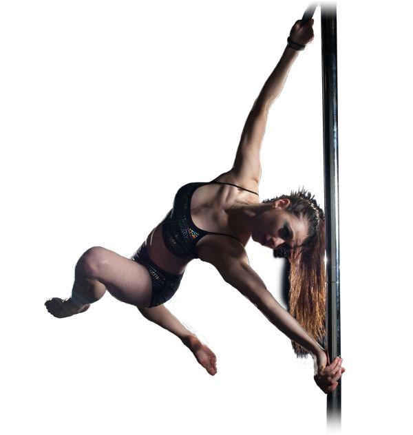 Pole Fitness - Miriam Wolanski