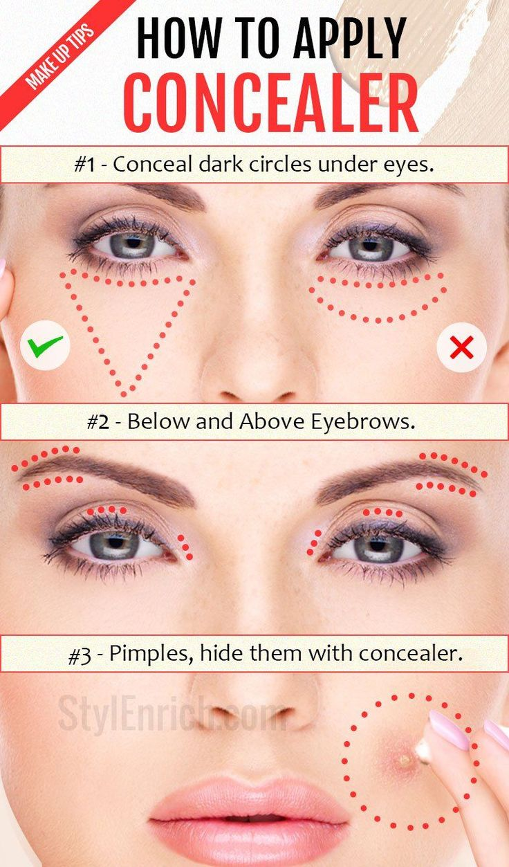 Best 25 how to apply concealer ideas on pinterest how to apply concealer is an essential element for any make up but it needs to be applied appropriately to get the perfect makeup so lets see how to apply concealer ccuart Image collections