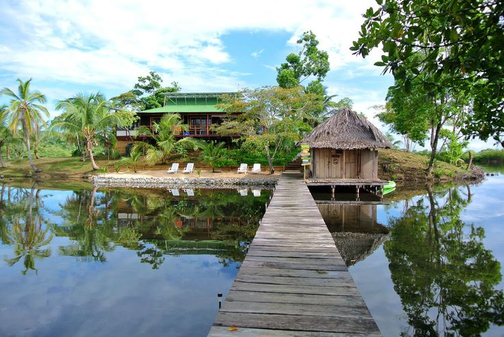 Isla Paloma - Panama, Central America. No spiders and no snakes. Yes please :)