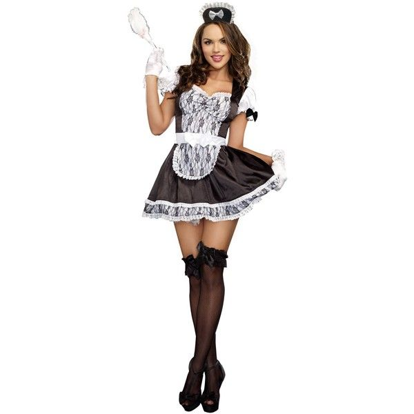 Maid For You Sexy Maid Dress and other apparel, accessories and trends. Browse and shop 8 related looks.