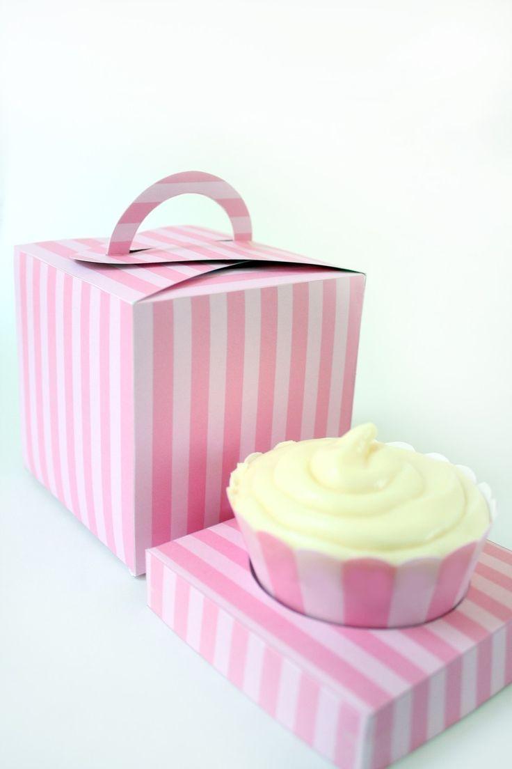 51 best diy cupcake box images on Pinterest | Cupcake boxes, Gift ...