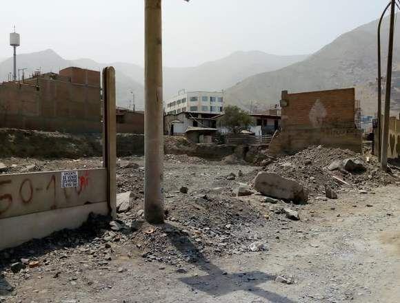 Terrenos En Venta Urb La Roncadora Ate Santa Clara En Lima Peru
