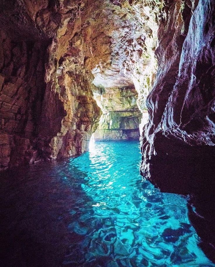 Pula, Croatia  co to za jaskinia