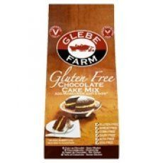 Glebe Farm  Gluten Free Chocolate Cake Mix  300g ** Details can be found by clicking on the image.